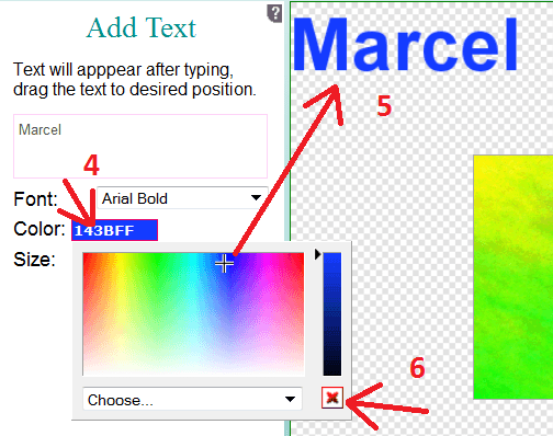 Add Text To Animated Gif