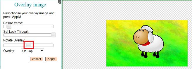 Overlay or blend images   Free Online Image Editor